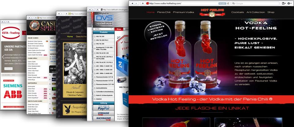 Веб-дизайн Бонн